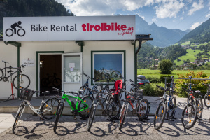 Bikecentre at Gutshof Zillertal Hotel, Mayrhofen (photo)